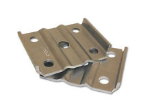 """TWO-Trailer axle Spring Plates 3"""" tube -5200 6000 7000#"""