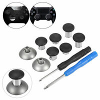 For PS4 Xbox One Elite 10-in-1 Kit Controller Rubber Grip Magnetic Thumb Stick