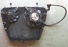 2012 12-15 Honda CBR 1000RR ENGINE MOTOR Radiator WITH FANS HOSES CAP NO LEAKS