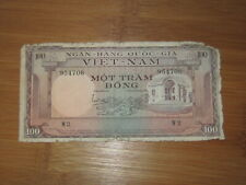 100 Dong South Vietnam Note 1964