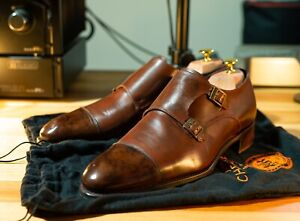 CHEANEY Imperial HOLYROOD UK9.5 US10.5 Brown/Espresso Color MSRP $600