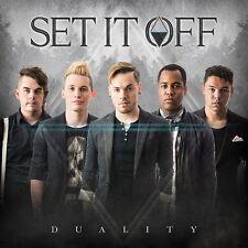 Set It Off - Duality [New CD]