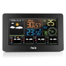 APP Control Indoor Outdoor Temperature Humidity Digital Smart Alarm Clock