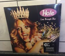 Hole Live Through This Vinyl 180gram LP & Download *NEW & SEALED* Fast & Free