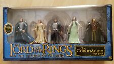 The Lord of the Rings The Coronation Gift Pack Action Figure Set (Toy Biz)