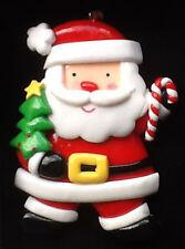 Papá Noel Navidad Decoración Sal Masa saltdough bola, ÁRBOL DE ADORNO