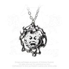M'era Luna Melies Moon Pendant Man in the Moon Le Voyage dans la Lune Alchemy