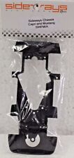 SIDEWAYS SWFM/A FORD MUSTANG CHASSIS NEW 1/32 SLOT CAR PART