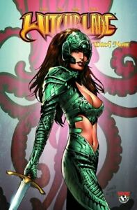 Magazine - Animation - Witchblade Volume 10: Witch Hunt by Ron Marz - Mike Choi