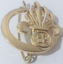 insigne de béret du GRLE Groupement de Recrutement Légion Étrangère * Pile PARIS