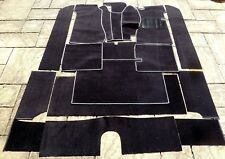 Mercedes-Benz Pagoda W113 nuevo conjunto de alfombra