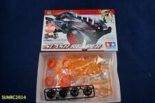 Tamiya 95219 1/32 Mini 4WD JR Slash Reaper Clear Orange Special VS Chassis