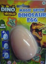 Magic Grow your own Dinosaur Egg. Just Add Water!