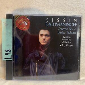 (L48)Rachmaninoff Concerto No. 2, 6 Études-Tableaux - Music CD -