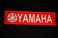 Yamaha - Iron/Sew on Biker Patch No639