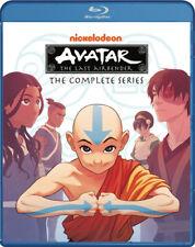 Avatar Last Airbender Complete Series - Blu-ray Region 1