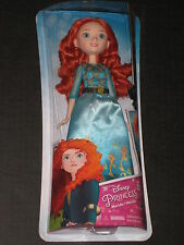 DISNEY PRINCESS MERIDA ROYAL SHIMMER 11 INCH FIGURE DOLL BRAVE HASBRO NEW HOT