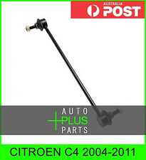 Fits CITROEN C4 Front Stabiliser / Anti Roll Sway Bar Link