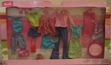 BARBIE FASHION OUTFITS AND ACCESSORIES MIX & MATCH 20+ ITEMS C4216 2003