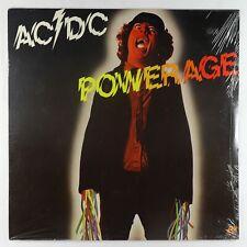 AC/DC - Powerage LP - Atlantic SEALED