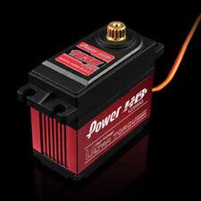 POWER HD 1235MG DC Motor 555.5 oz  / .18 Copper Gear 1/5th Digital Servo
