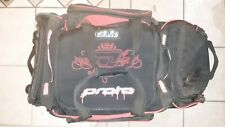 Large Pronto Paintball Gear Bag - Red / Black Handle & Wheels
