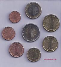 NEDERLAND UNC EURO SET 2007 - serie van 8 munten: 1 cent t/m 2 euro