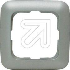 2 Stück 1 f.Abdeck Rahmen Klein SI Einfach f Steckdose weiß zu Busch Jaeger® BJ