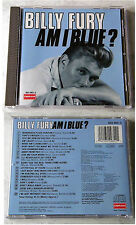 Billy Fury - Am I Blue?/20 Tracks .. 1993 Deram CD TOP