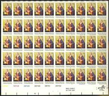 1579 Var IMPERFORATE BETWEEN PAIRS COMPLETE SHEET - PFC