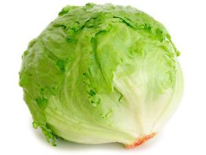 "Lettuce Seeds ""Iceberg""(Approx 300 Seeds) Popular Garden Vegetable...."