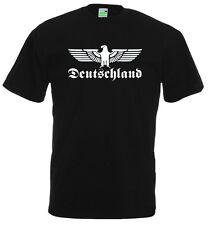 Deutschland mit Adler | T-Shirt | Reichsadler | Wehrmacht | Reichswehr  891-0-02