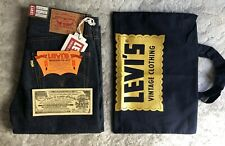 LEVI'S VINTAGE CLOTHING 1971 GOLDEN TICKET 501 SELVEDGE JEAN SIZE 32 x 32 LVC