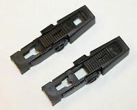 GENUINE RANGE ROVER L322 2002-2012 WIPER BLADE ARM RETAINING CLIPS FRONT REAR x2