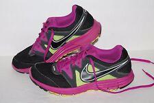 Nike Lunarfly 3 +  Running Shoes, #487751-005, Black/Grape/Volt, Women's US 8