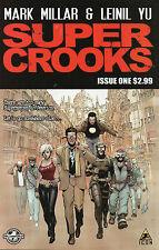 Super Crooks #1 (NM) `12 Miller/ Yu (1st Print)