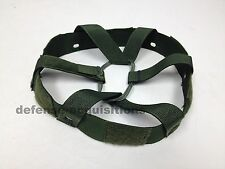 NEW US MILITARY ADJUSTABLE PASGT KEVLAR HELMET SUSPENSION ASSEMBLY SIZE LARGE