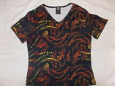 FUBU The Collection TShirt V Neck Fubu Shirt Size (L) Large