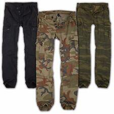 SURPLUS Raw Vintage BAD BOYS PANTS Cargo Hose Sweatpants Freizeithose Airborne