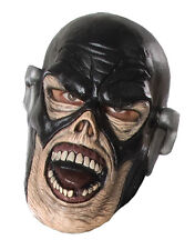 Flash Deluxe Latex Zombie Mask, Mens Blackest Night Costume Accessory
