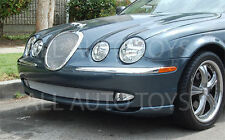 Jaguar S-Type TOP Insert & Bumper Mesh Grille Grill Combo 02-2004