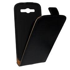 Paradox Flip Tasche, Handy Tasche, Flipcover für Samsung Galaxy S3, schwarz