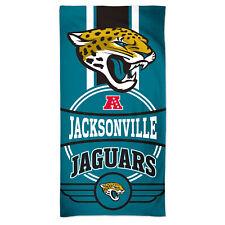 Nfl Bath Towel Jacksonville Jaguars Logo Beach Towel 150x75 099606284648