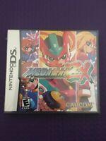 Mega Man ZX [Nintendo DS DSi, Video Game, 2D Side-scrolling Platform Action] NEW