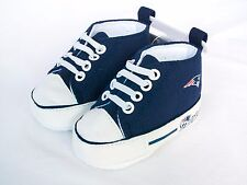 New England Patriots Baby Shoes NFL Football Licensed Pre Walker Baby Fanatics
