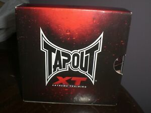 TapOut XT Extreme Training 13 DVD Set Used Complete training MMA