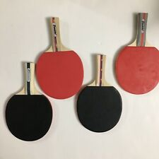 4 Franklin Sports Performance Ping Pong Paddles
