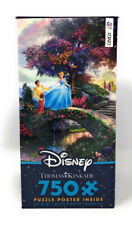 Disney Cinderella Castle Dreams Collection Thomas Kinkade 750 pc Puzzle NEW