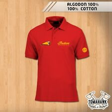 POLO INDIAN MOTORCYCLE POLO SHIRT POLAIRE