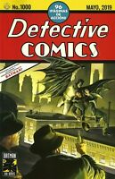 DC Mexico DETECTIVE COMICS #1000 Alex Ross Variant